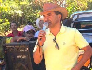 O deputado é apoiador do festejo e todos os anos participa das festividades em comemoração ao Padroeiro