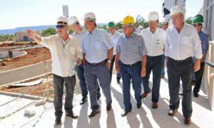 Marcelo Miranda destacou a importância da empresa para o Tocantins e para a região Norte do País