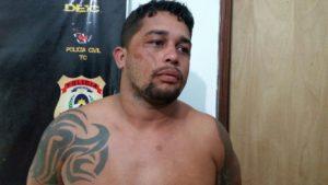 Robson Soares do Espírito Santo, de 27 anos, acusado de tráfico de drogas e roubo