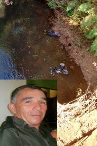 Domingo Delfino morreu após cair da Ponte Caititú