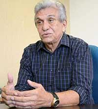 Secretário extraordinário para Projetos Estratégicos do Tocantins, Osvaldo Reis