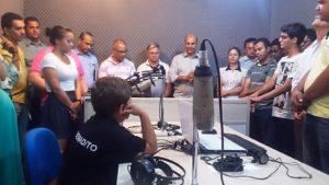 Para o pastor Gizelson Monteiro, a Rádio Paz AM 960 é uma grande vitória para o povo de Deus