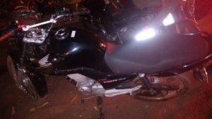veículo recuperado em Araguaína