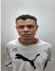 """Edson Roberto Neres de Sousa, vulgo """"Jeguerê"""""""