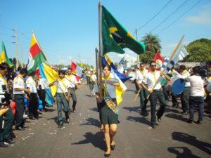 Um público estimado de 5 mil pessoas deve assistir ao desfile