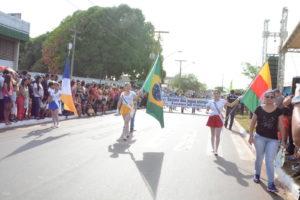 Mais de oito mil pessoas prestigiaram o evento em AraguaínaCrédito: Leila Mel