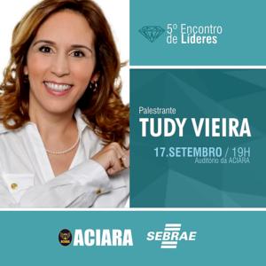Palestra Tudy Vieira