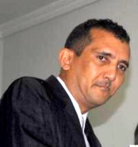 Prefeito Claudivan Tavares (PTB)