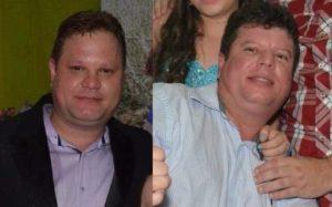 """Irmãos Dércio Ferreira Cadeira, 36 anos e de Alexandre Ferreira Cadeira, vulgo """"Cadeirinha"""", 37"""