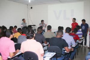 Selecionados para trabalhar no terminal da VLI no Tocantins estão recebendo qualificação profissional