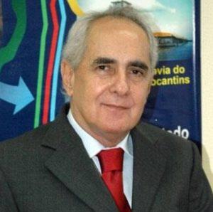 Secretário Eudoro Pedroza, 74 anos