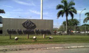 Casa da Moeda do Brasil (Divulgação)