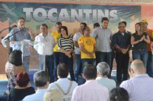 Durante o evento, o governador destacou a importância dos  movimentos sociais para a gestão estadual