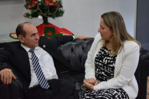 Deputada destinou o recurso para o Governo do Estado e município de Paraíso