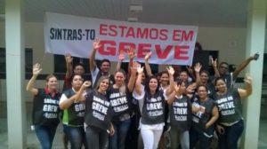 Servidores não confiam mais no governo e a greve continua
