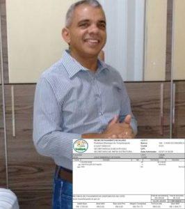 Ex-contador da prefeitura de Tocantinópolis, Joacy Wanderley de Sousa