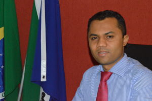 Presidente do Sinpol, Moisemar Marinho