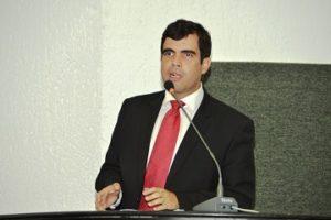 Deputado Ricardo Ayres