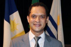 Atual secretário de Educação do Estado, Prof. Adão