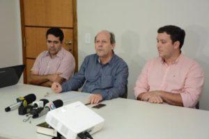 A verba de R$ 400 mil que seria para a organização da festa será aplicada em melhorias e ampliação do terminal