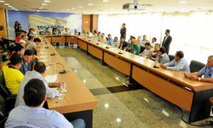 César Halum explicou que o PRB estará na base de apoio para ajudar o Tocantins