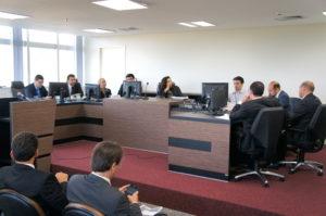Audiência de conciliação sobre a saúde pública na JFTO