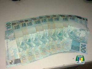 Dinheiro oferecido aos policiais que configurou crime de c orrupção ativa