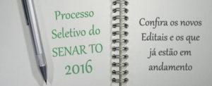 Edital 2016