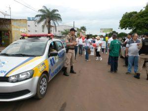 PM mobiliza populares no combate contra a dengue em Colinas