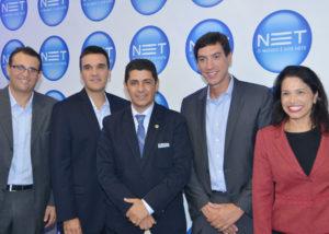 A NET oferece 70 canais HD e mais 30 canais de áudio Foto: Isis Oliveira