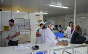 Enfermeiros do HGP