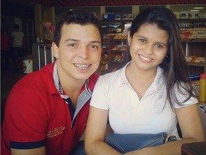 Rui Blann está internado em estado grave e Priscila Araújo morreu