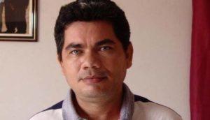 Ex-prefeito Gilmar Pinheiro estava na porta de casa quando foi baleado