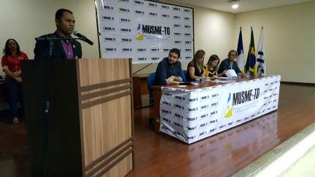 Sinpol apoia e participa do lançamento do MUSME em Palmas
