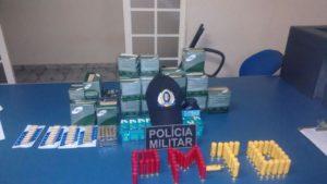 O acusado iria vender as munições na cidade de Canaã-PA