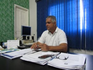 Neto Lino, prefeito