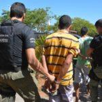 Gote captura irmãos suspeitos de matarem PM paraense em Imperatriz