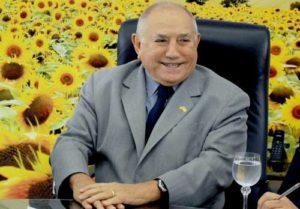 Ex-governador do Estado do Tocantins, Siqueira Campos
