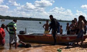 Leticia de 11 anos afogamento em praia norte