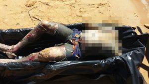 corpo encontrado boiando no rio araguaia