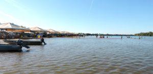 praia da barra em guarai
