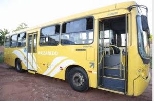 ônibus coletivo em araguaina