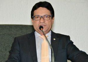 Presidente da AL , Osires Damaso