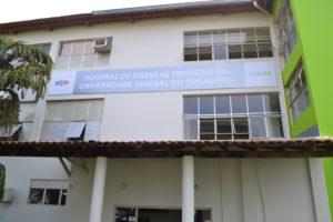 hospital de doenças tropicais