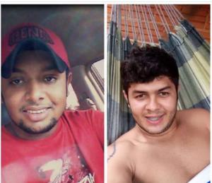 jovens assassinados