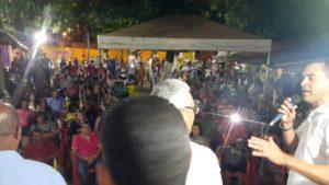 Grande grupo politico estão unidos em torno do projeto de Wanderlei Barbosa