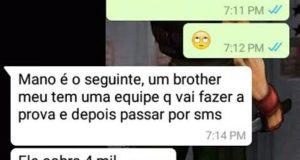 Vaza suposto esquema de fraude em concurso da PM do Pará