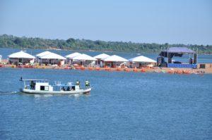 Praia rio Araguaia-Araguatins