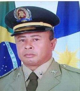 Sub tenente Raimundo Almeida Brito da Silva