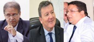 Marcelo Miranda, Edson Ronaldo e Jerfeson